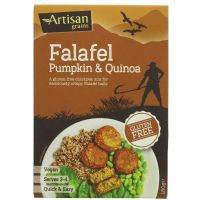 Artisan Grains Falafel Mix Pumpkin & Quinoa 150g